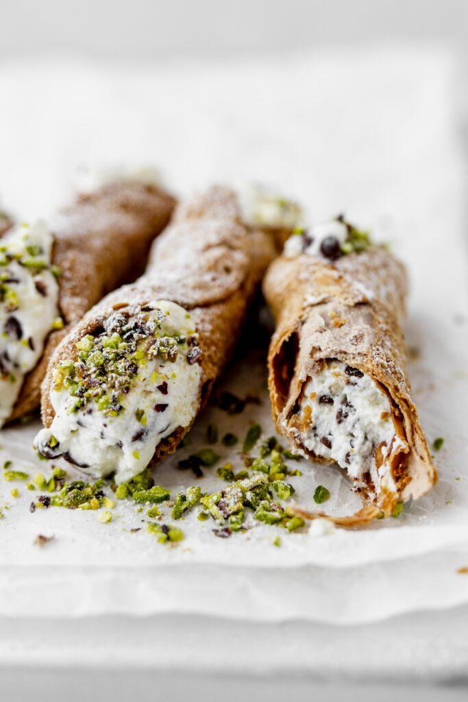 cannoli siciliani recipe