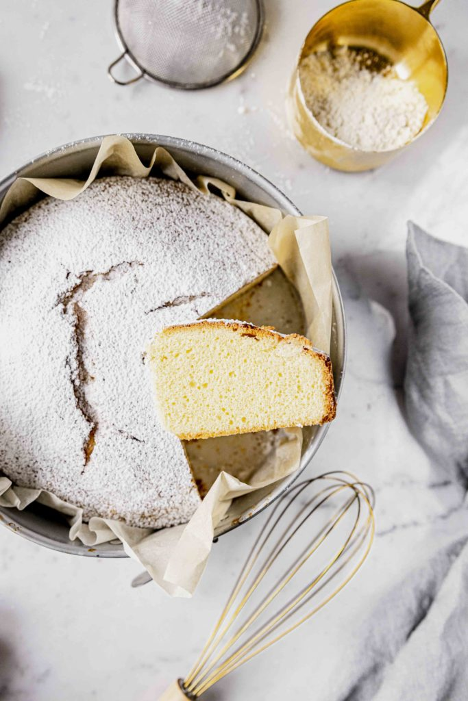 How to make the perfect Torta Paradiso: the genuine recipe of the Italian Paradise sponge cake