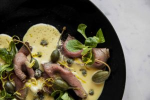 know to make the perfect Piedmontese vitello tonnato