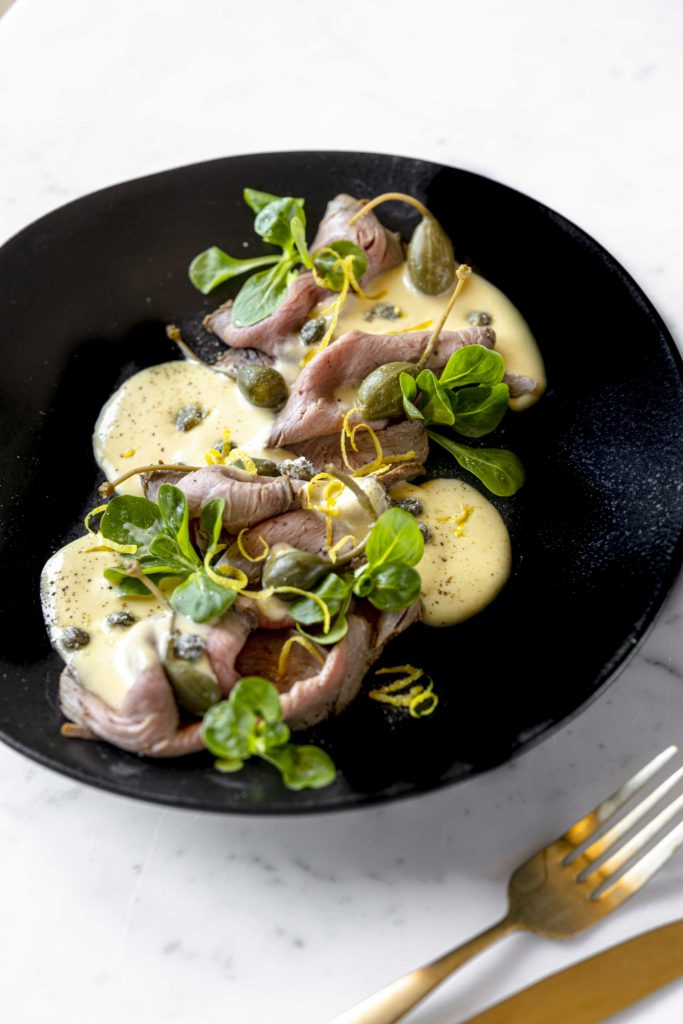 All the secrets you have to know to make the perfect Piedmontese vitello tonnato