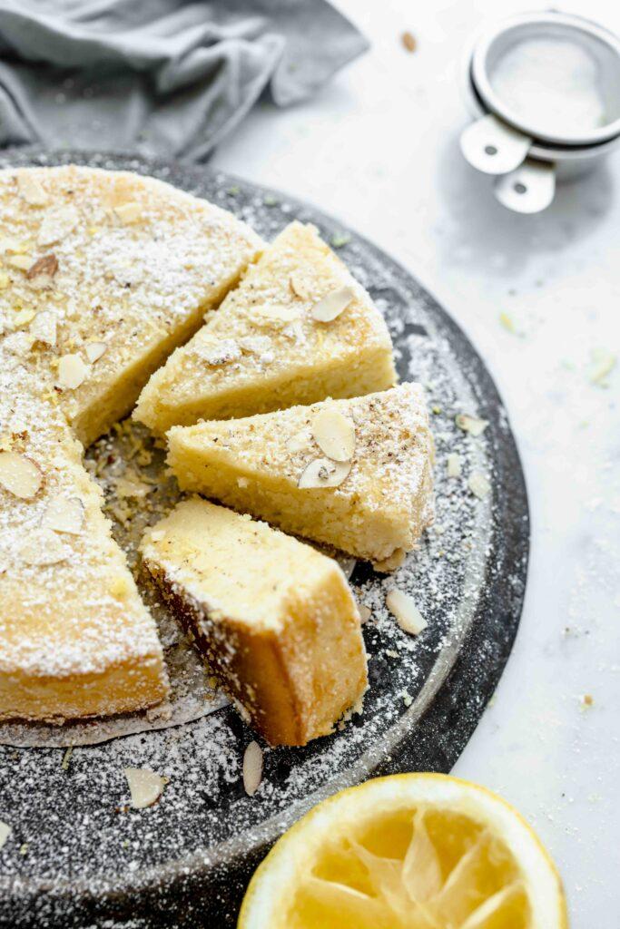 lemon cake italian